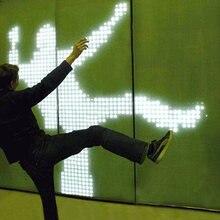 Интерактивный светодиодный модуль человеческого тела инфракрасный
