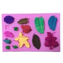 Flower Fondant Moulds 12987