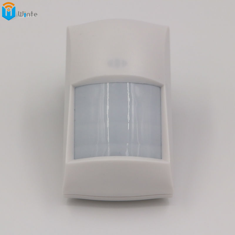 Curtain PIR Detector HOT  with perfect streamline surface design adopted dual elements infrared sensor Douwin Infrared Detector higher order mortar finite elements with dual lagrange multipliers