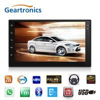 2 Din Car Radio GPS Navigation Autoradio Android 6.0 Touch Screen Wifi Car Audio Player Quad Core Car radio USB Bluetooth Player