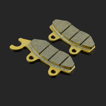 Motorcycle Front Or Rear Brake Pads Fit For HONDA NSR 50 75 80 150 CB 50 125 300 XR 100 50 XL125 TA200 CBF250 LS125 image