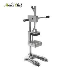 ITOP Vertical Potato Cutter French Fries Maker Potato Chip Slicers With 3 Blades Vegetable Fruit Cutting Machine Kitchen Tools