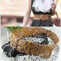 Горячая Мода 6 Цветов женская Lady Tie Пояс Широкий Полые Пряжки пояс Пояс Пояс Cai0406