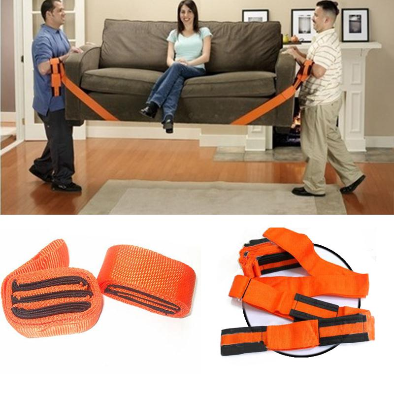Sports Life Kingdom  folding Moving Lifting Straps Move Ropes Belt Furniture Tv Beds accessories travel kit outdoor tool