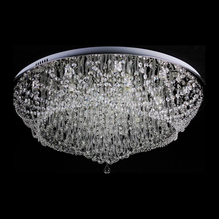 40/50/60/80cm Modern stateroom LED to suck crystal pendant lights restaurant hotel bedroom a full set of Pendant Lamps  SJ70 suck uk