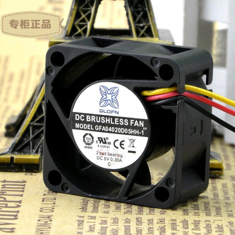Free Delivery. The original GFA04020H05HH - 1 4020 fan 3 5 v 0.30 A server line