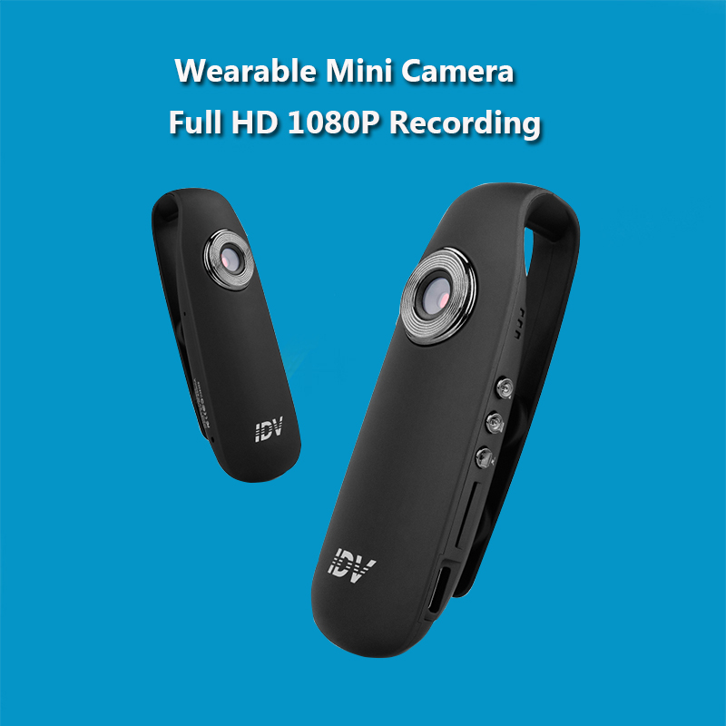 IDV Mini Camera Full HD 1080P DVR Camera Motion Sensor Micro Kamera Wide Angel 130 Degree Video Camcorder Mini DV Camera