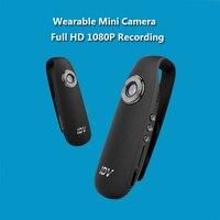 IDV Mini Камера Full HD 1080 P DVR Камера движения Сенсор Micro Kamera Широкий Ангел 130 градусов видеокамера мини DV Камера