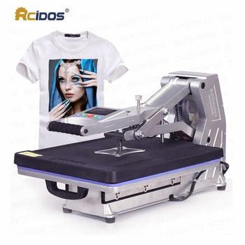 ST-4050A RCIDOS T-shirt printing heat press machine 40*50cm,220V/50Hz,the sliding type,With Hydraulic pressure