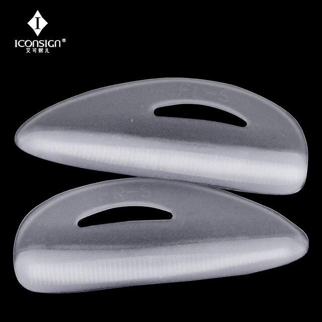 StarsColor 1 bolsa de reciclaje de pestañas permanente rod S M L LL super de silicona de pestañas permanente barras para pestañas permanente super colocar el párpado superior