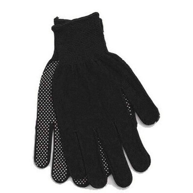 New Arrival Fashion men Non-slip with Silica Gel gloves fingerless Glove anti slip lifting full Finger Working Gloves F0297