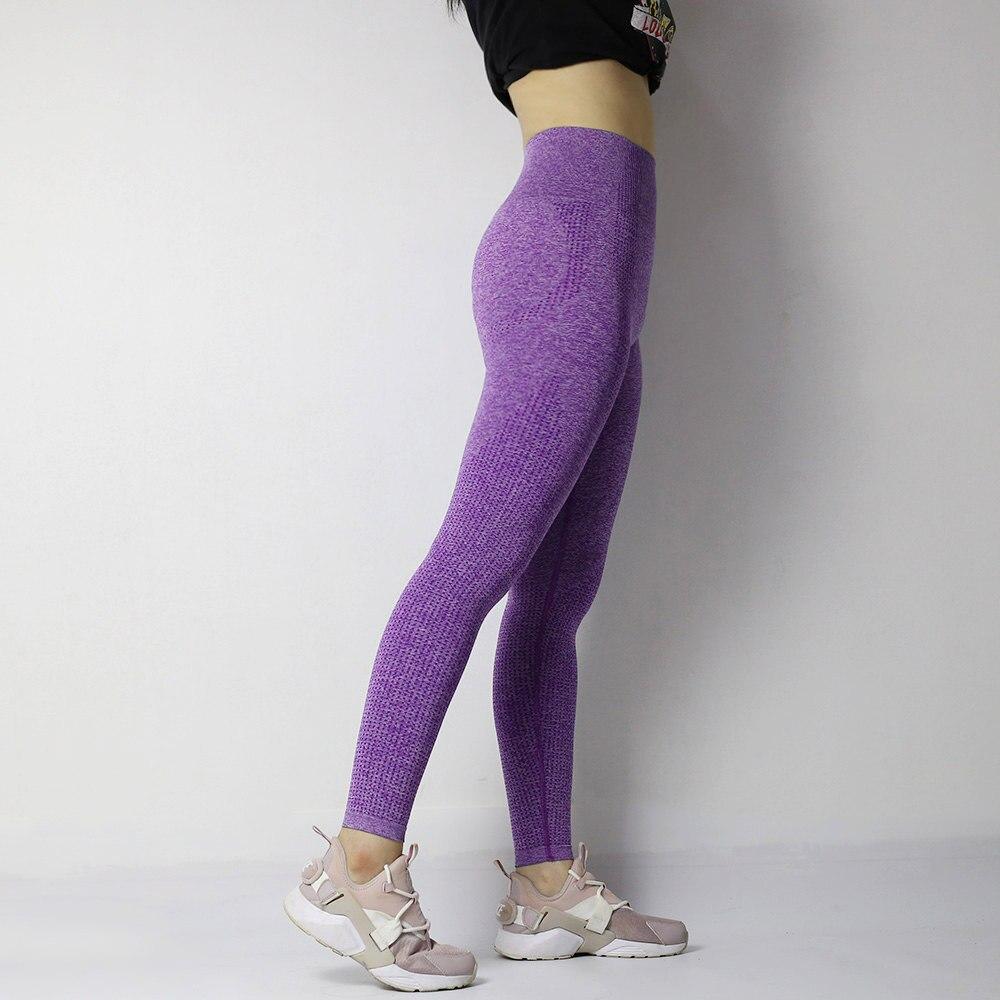 sem costura leggings execução yoga calças femininas