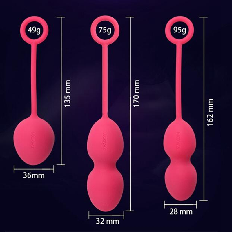 Luxury Waterproof Full Silicone Ben Wa Balls 3 in 1 Kegel Exercise Tight Vaginal Balls Adult Sex Products Sex Toys for Woman new leten10speed waterproof liquid silicone intelligent remote smart vaginal balls kegel vaginal tight exercise machine vibrator