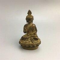 Chinese Tibet Buddha Bronze statue old copper statue