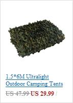 Alto-salto 80cm camuflagem botas de pesca 0.55mm