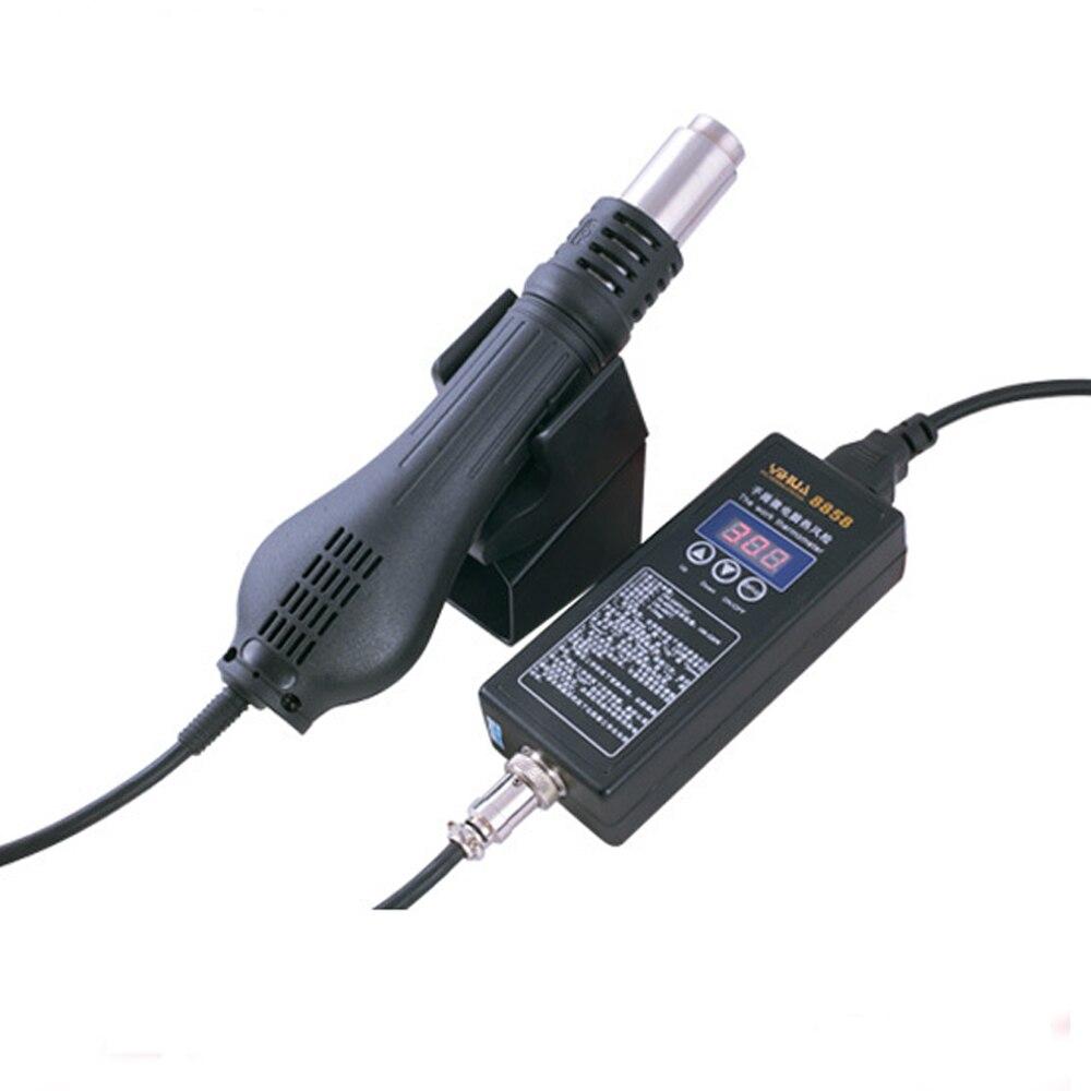 Hot Air Blower : Free shipping high quality v portable bga rework solder