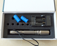 Super Powerful! 50000mw/50w blue laser pointers 445nm – 450nm focusable burn match/dry wood/burn cigarettes+charger+gift box