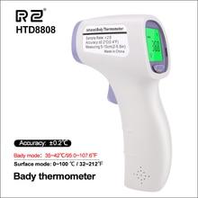 RZ термометр для тела электронный ушной цифровой термометр детский медицинский инфракрасный бесконтактный Детский термометр