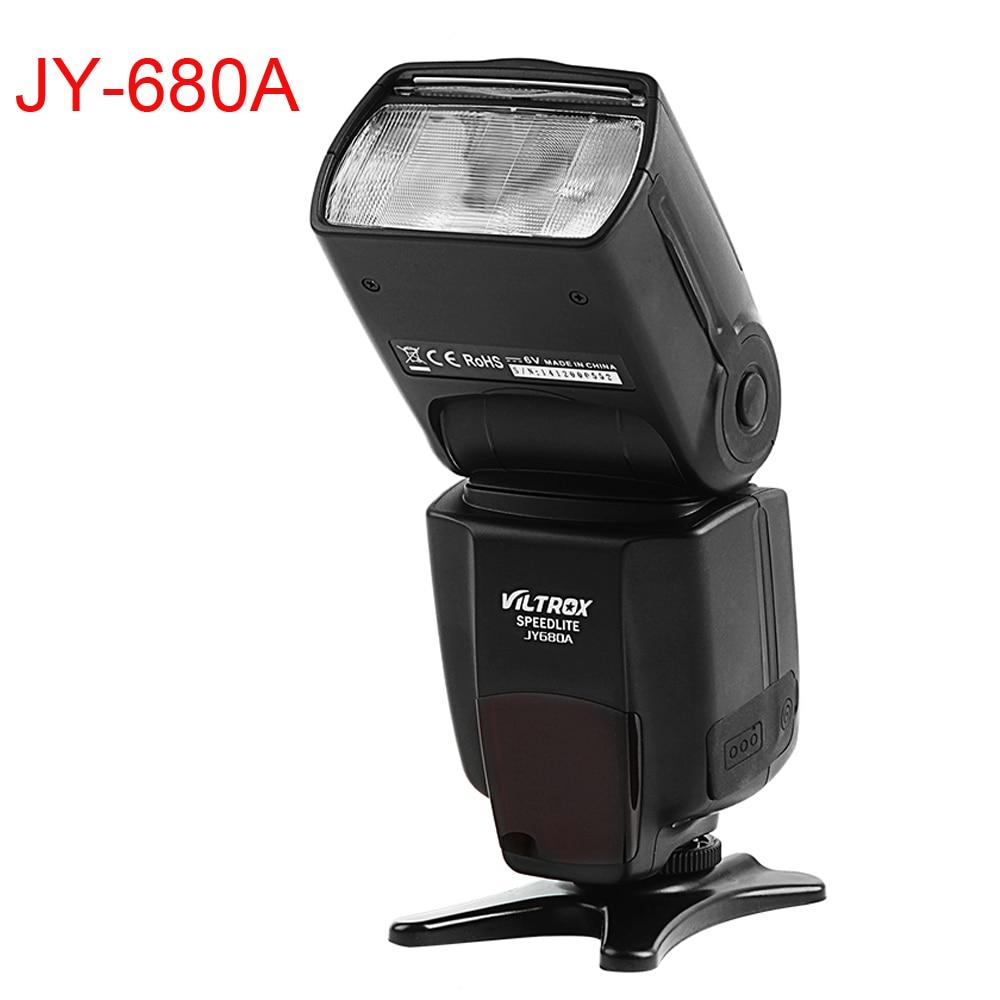 Prix pour VILTROX JY-680A Universel LCD Flash Flash pour Sony Canon Nikon d7100 d3100 d90 d5300 d3200 Pentax Olympus Caméras