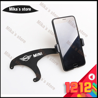 Car Auto Mobile Phone Holder For Mini Cooper F55 F56 F54 Car Styling Clubman Countryman Holder