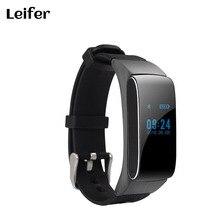 DF22 Bluetooth SmartBand Смарт часы-браслет звук гарнитуры цифровые наручные калорий, шагомер трек Фитнес сна Мониторы