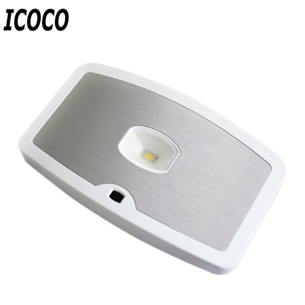 ICOCO Motion Sensor Activated Optically Controlled Energy