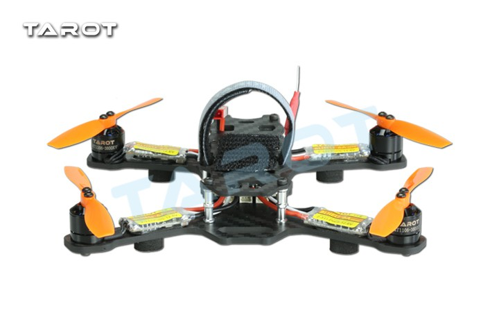 Ormino Tarot Frame Sets 150 MM Mini FPV Racing Drone Combo NTSC PAL Quadcopter Frame Kit RC Drone Met Camera TL150H1 - 6