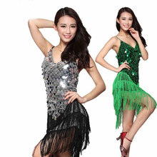 New Luxury Stage Dance Wear Women Latin