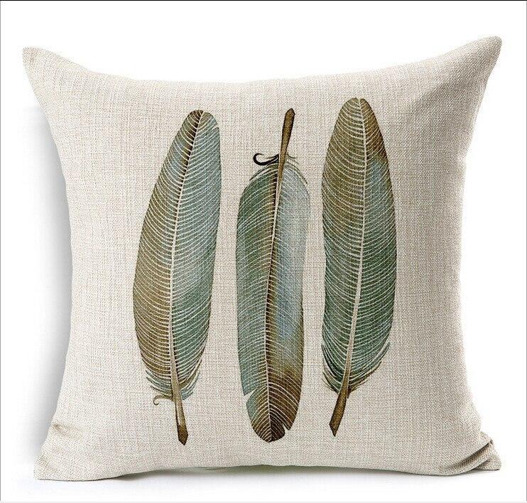 Cojín almofadas para sofá almohadas pluma cojines silla coussin