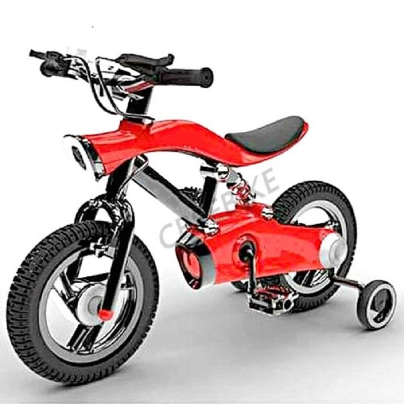 CBSEBIKE vélo enfant 14 pouces 16 pouces 3-6-8 ans garçon fille enfant vélo