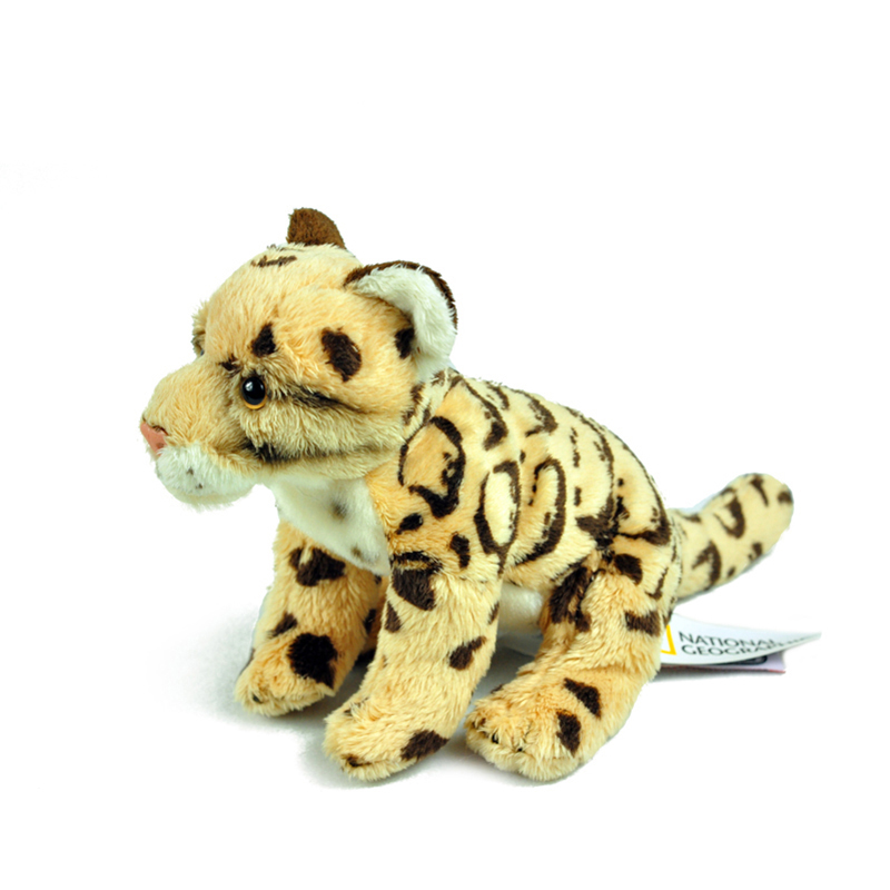 High Quality 6style Original 20cm Simulation Lifelike Tiger Lion