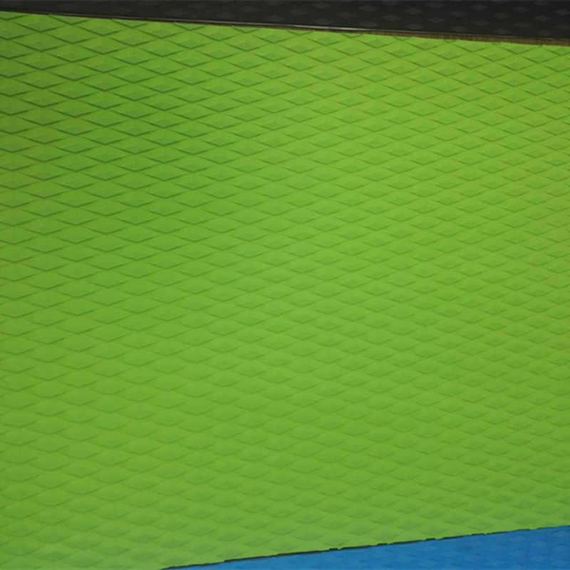 Coussin de pont de planche de surf SUP 2200*320*5mm, ligne daimond FR EVA adhésif de haute qualité