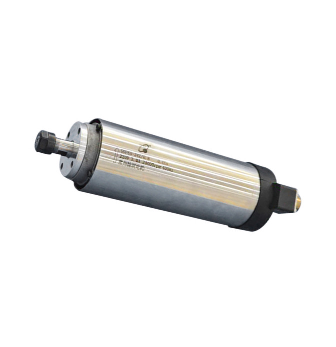 0.8kw 220 v/380 v ER11 CNC refrigerado a ar motor spindle com Rolamentos 4