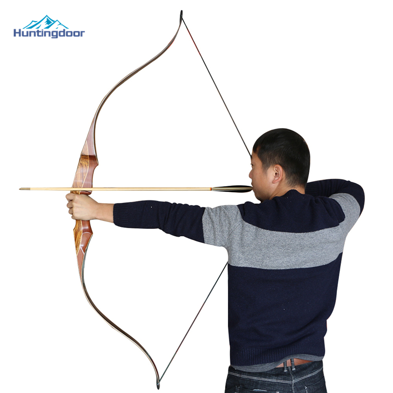 High Quality 56'' 30-55lbs Archery Bows and Arrows Target Shooting katapult Recurve Bow Archery Hunting for Outdoor Shooting high quality cs mask face protector for shooting archery tactical outdoor game tag safety protective black hunting guard