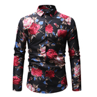 Men s Fashion Print ...