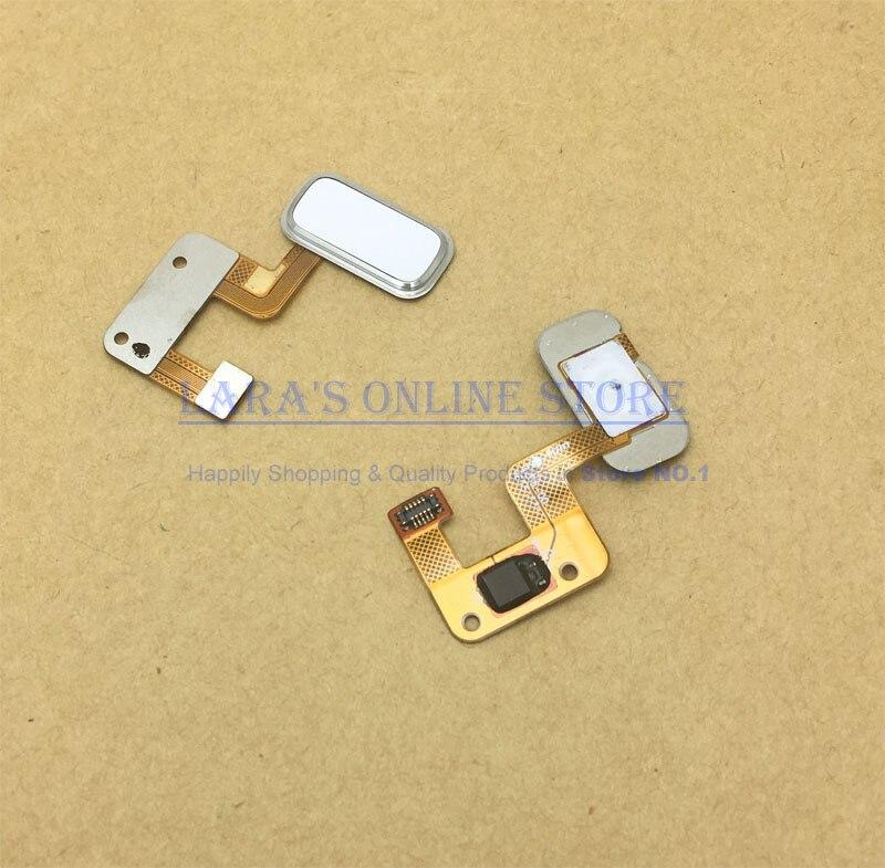 JEDX Original for Lenovo ZUK Z1 Z2 Fingerprint Sensor Scanner Lock Touch ID Home Button Return Flex Cable Replacement Parts