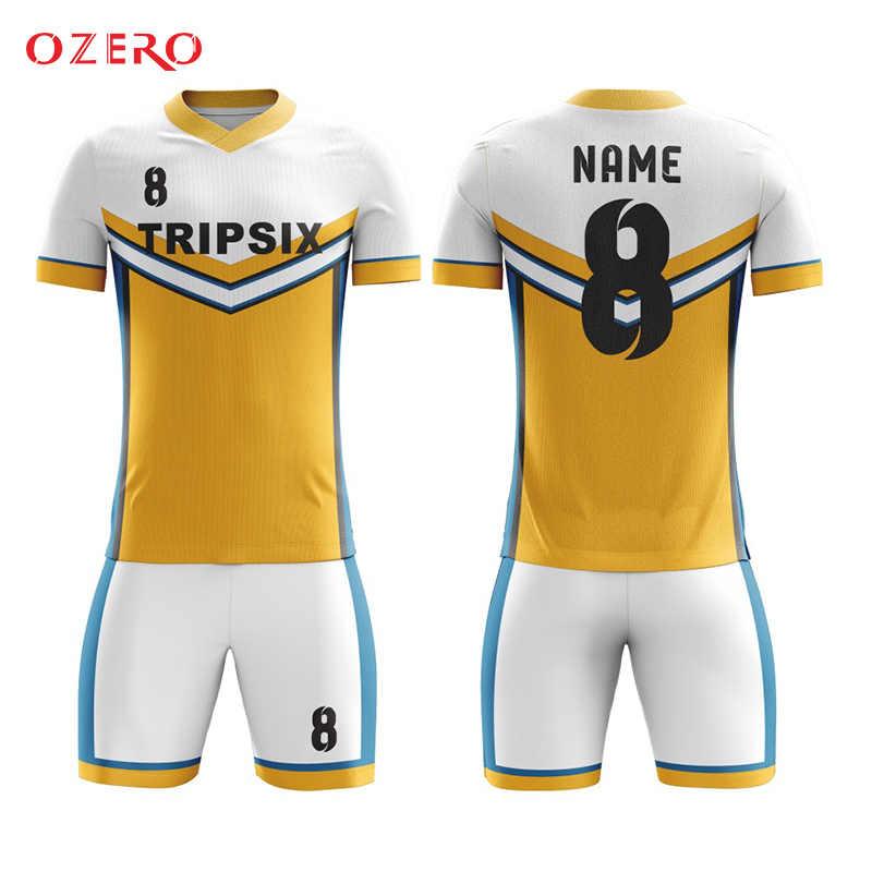 Orange And Black Football Jersey Custom Sublimation Printing Soccer Jersey Soccer Jerseys Black Football Jerseyjersey Custom Aliexpress