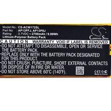 Cameron Sino 2700mAh Battery AP13P8J, AP13PFJ for Acer Iconia B1-720, Iconia B1-720-81111G01nki, Iconia B1-720-L804