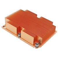 1U server CPU COOLER copper heatsink skiving fin for intel LGA3647 narrow ILM workstation Industrial Computer Passive cooling