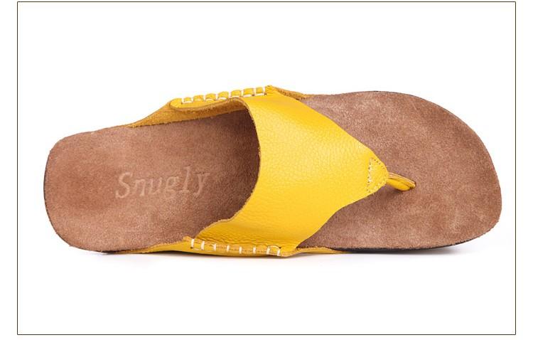 brand flip flops