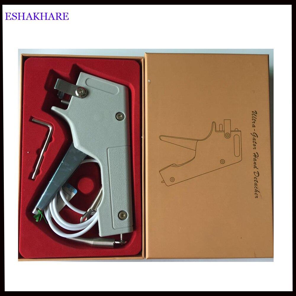 Eas супер деташер gator тег безопасности Detacher без питания и программное обеспечение, необходимое прочного материала abs и интегрированным шнурк...