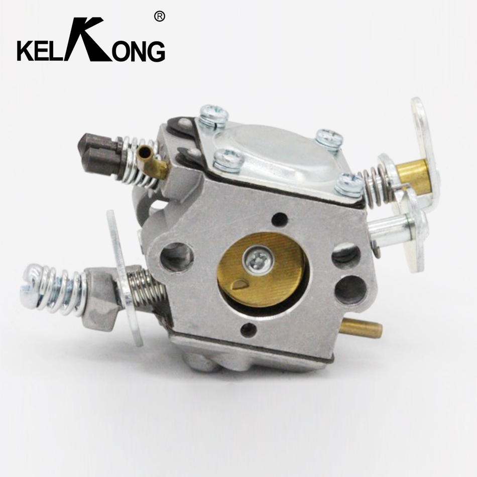 цена на KELKONG Carburetor Carb Chainsaw for Husqvarna Partner 350 351 370 371 420 For Walbro 33-29 Tool Parts Replace #503 28 32-08