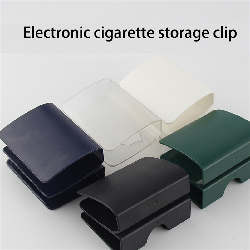 Electronic Cigarette Case For Iqos 2.4 Storage Clip Cartridge Case Protective Cover Convenient For Receiving