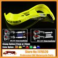 Rally Pro Handlebar Hand Guards Handguard Handle Protector Protection 22mm 28mm Alloy Insert RMZ DRZ Pit Dirt Bike