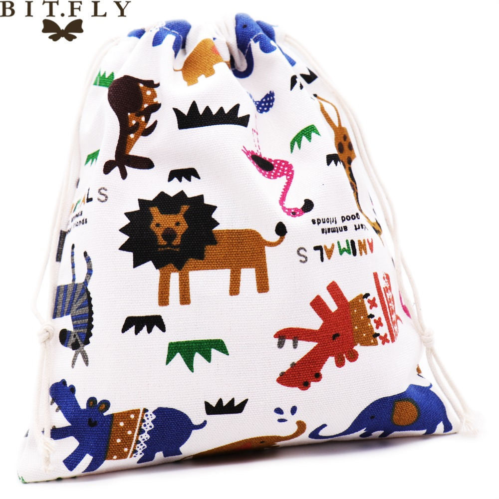 5pcs Cotton Canvas Candy Bags Cartoon Animal Kid Birthday Party Favor Drawstring Gift boxDecoration Small Children Storage Bags5pcs Cotton Canvas Candy Bags Cartoon Animal Kid Birthday Party Favor Drawstring Gift boxDecoration Small Children Storage Bags