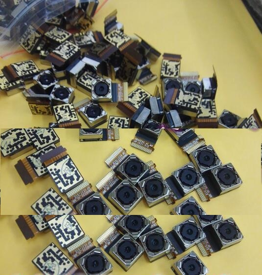 NEW Retail 1pcs 100% Original Rear Camera For Asus Zenfone 2 ZE551ML ZE550ML 5.5