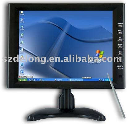 "10.4"" touch monitor,lcd monitor and touch screen"