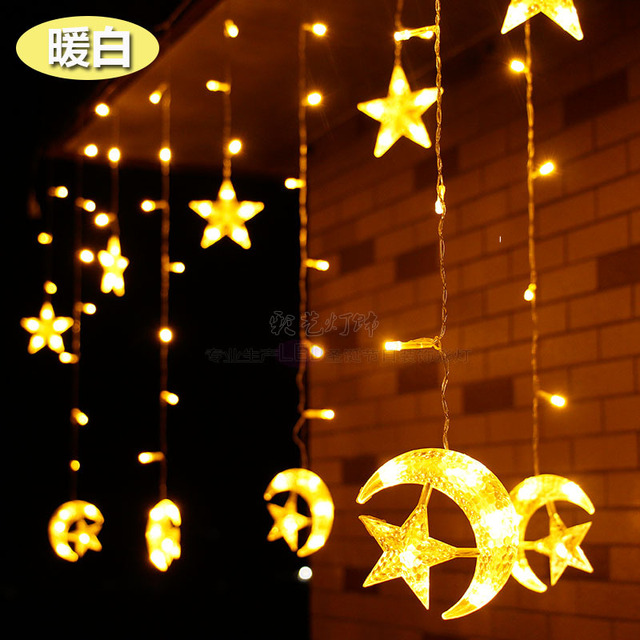6M *0.8M LED Lights Energy Saving Christmas Decorative Lights Outdoor Waterproof LED Ice Star  sc 1 st  AliExpress.com & 6M *0.8M LED Lights Energy Saving Christmas Decorative Lights ...