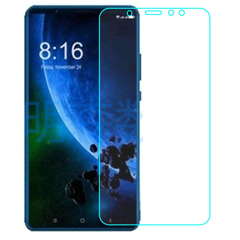 Tempered Glass Screen Protector Film for <font><b>Xiaomi</b></font> <font><b>Mi</b></font> <font><b>Max</b></font> <font><b>3</b></font> Max3 4GB 64GB 6GB <font><b>128GB</b></font> Glass Protector image