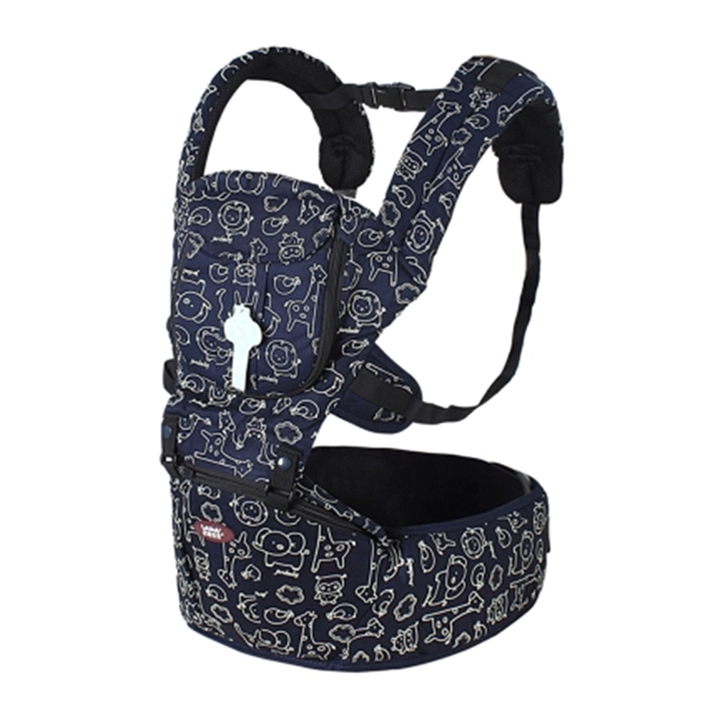 Newborn Infant Baby Carrier Backpack Breathable Ergonomic Adjustable Wrap Sling Front Back Activity&Gear Suspenders BB0006